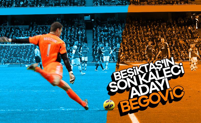Beşiktaş, Asmir Begovic'i istiyor