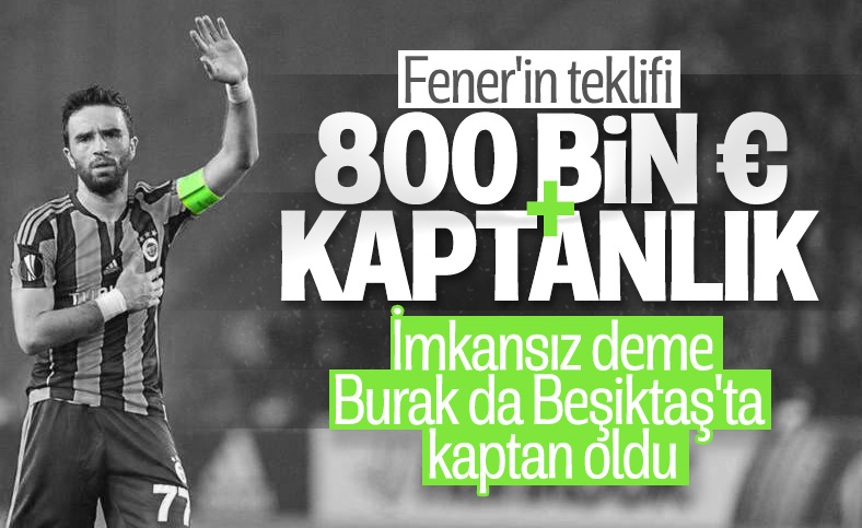 Fenerbahçe, Gökhan Gönül'e teklifini yaptı