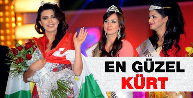 En güzel Kürt kızı seçildi