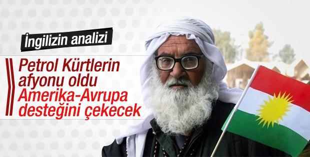 İngiliz gazetesi: Kürtler kaybedecek