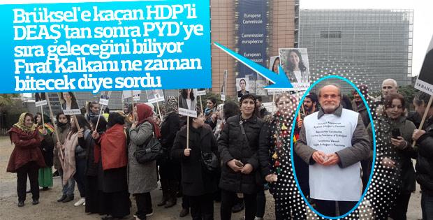 HDP'li Ertuğrul Kürkçü'den Fırat Kalkanı soruları