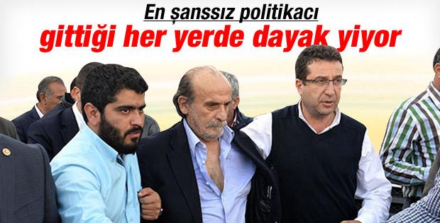 HDP'li Ertuğrul Kürkçü Giresun'da da saldırıya uğradı