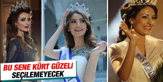 IŞİD yüzünden Miss Kurdistan yarışması yapılmayacak