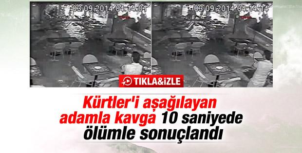 Antalya'da pis Kürtler kavgası ölümle sonuçlandı