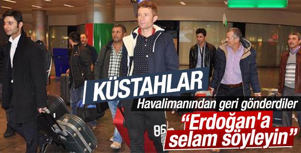 Rusya Türkleri sınırdışı ediyor