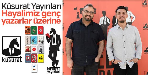 Haftanın Yayınevi: Küsurat Yayınları