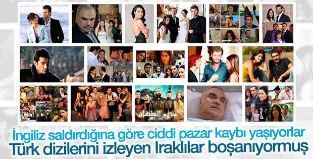 Türk dizilerinin dünyaya yayılması İngilizleri korkuttu