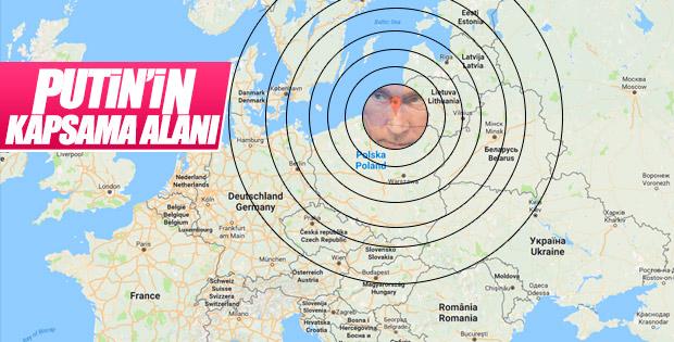 Rusya Kaliningrad'a füze sistemleri konuşlandıracak