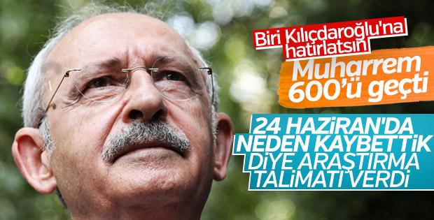 CHP, 24 Haziran seçimlerini ele alıyor