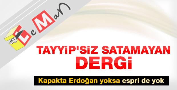 Leman Bezmi Alem Camii'nin müezzinini kapak yaptı
