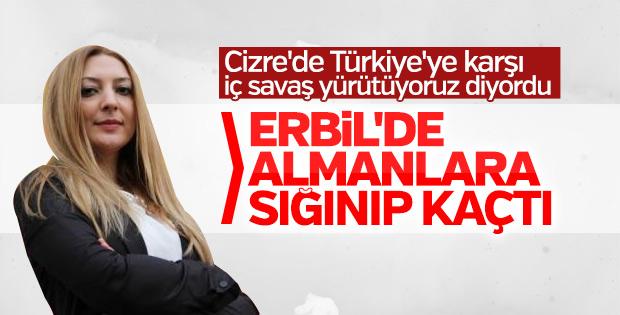 Leyla İmret Türkiye'den Almanya'ya kaçışını anlattı