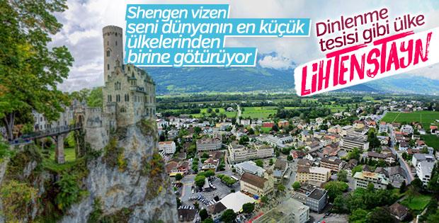 Böyle bir Shengen ülkesi var: Lihtenştayn
