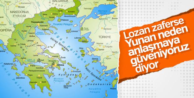 Yunanistan'ın Lozan'a güveni tam