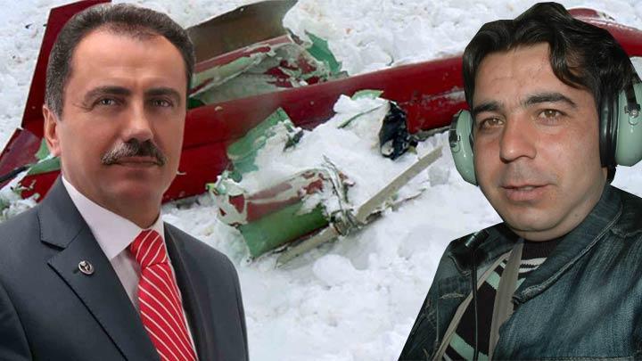 Yazıcıoğlu'nun öldüğü helikopter kazasında yeni ses kaydı - izle