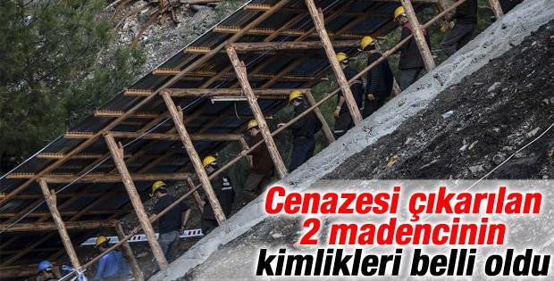 Ölen 2 maden işçisinin kimlikleri belli oldu