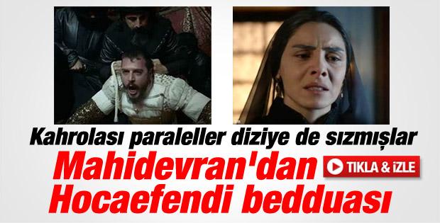 Mahidevran'dan Fethullah Gülen bedduası