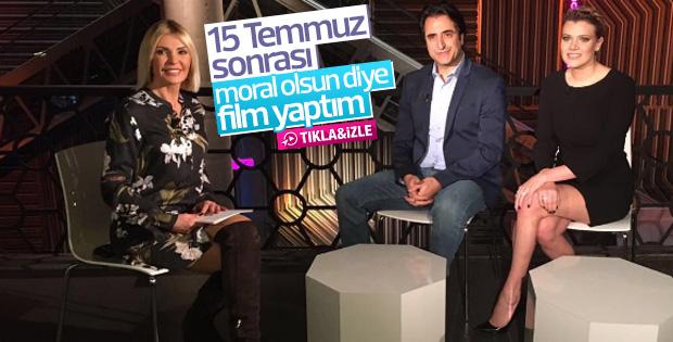 Mahsun Kırmızıgül filmiyle 15 Temmuz'u ilişkilendirdi