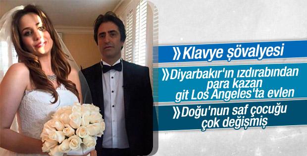 Mahsun Kırmızıgül neden Diyarbakır'da evlenmedi