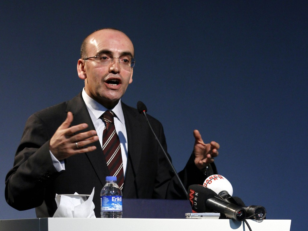 Bakan Mehmet Şimşek'ten cari açık açıklaması