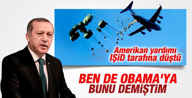 Erdoğan: Obama'yı Kobani konusunda uyarmıştım İZLE