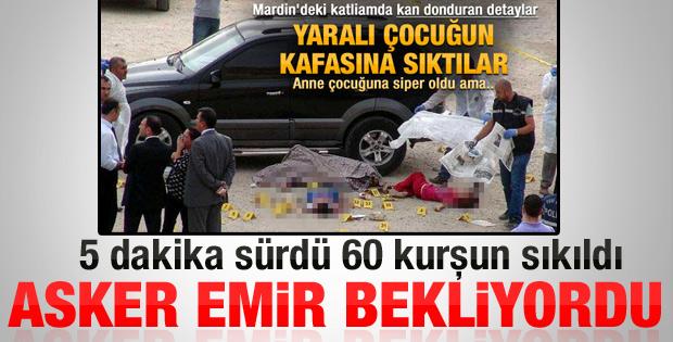 Mardin Cezaevi önünde silahlı saldırıda önemli gelişme