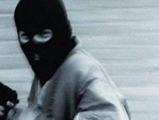 Kayseri'de silahlı banka soygunu