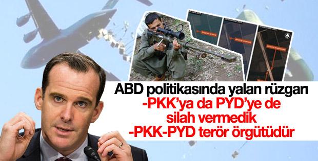 Obama'nın temsilcisinden PKK açıklaması