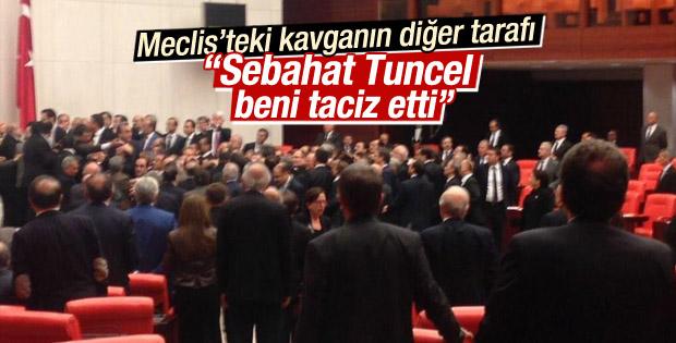 Ak Partili Mustafa Elitaş Meclis'teki kavgayı anlattı