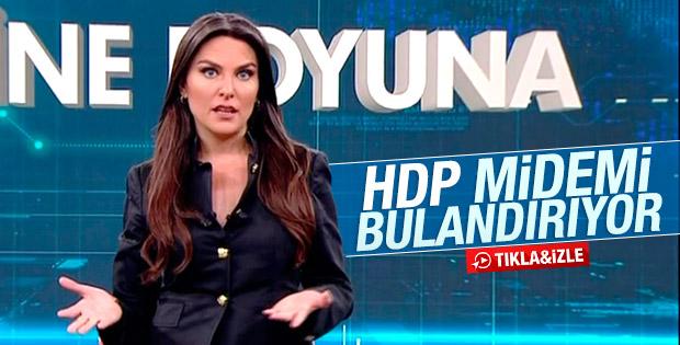 Ece Üner'den HDP tepkisi: Mide bulandırıcı
