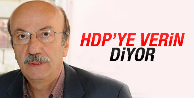 CHP'li Mehmet Bekaroğlu: HDP'ye şans verelim