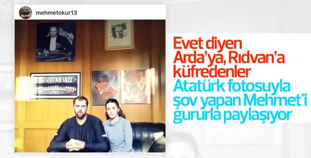 Mehmet Okur oyunun rengini belli etti
