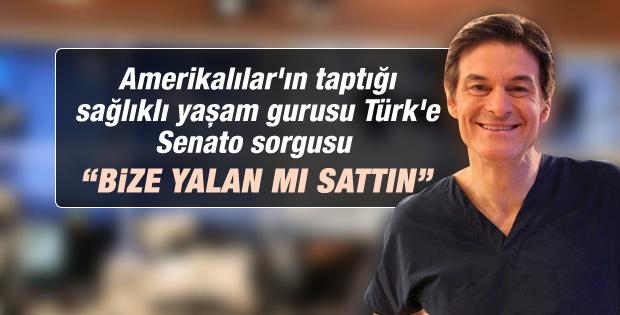 Mehmet Öz'e yalan satıyor sorgusu
