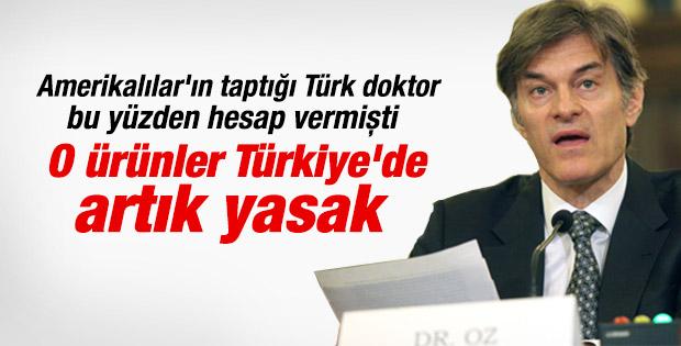 Mehmet Öz'ün mucizelerine Bakanlık'tan yasak