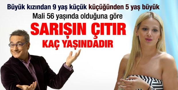 Mehmet Ali Erbil'e 34 yaş küçük sevgili