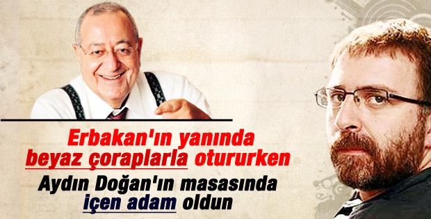 Mehmet Barlas'tan Ahmet Hakan'a çok sert çıkış