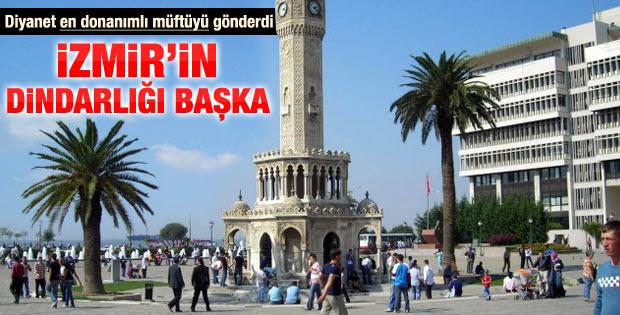 Mehmet Görmez: İzmir'in farklı bir dindarlığı var