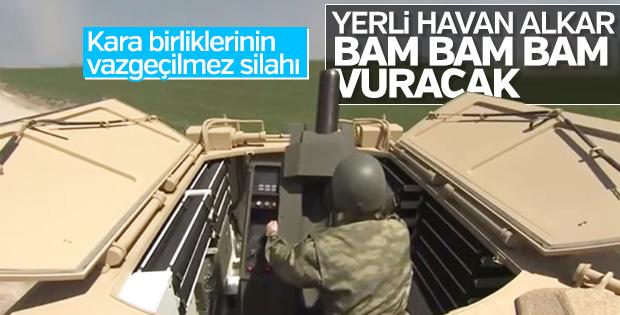 'Mehmetçiğin yeni süngüsü' ALKAR göreve hazır