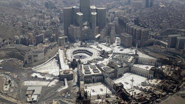 Suudi Arabistan'ın Mekke için yeni imar düzenlemesi planı