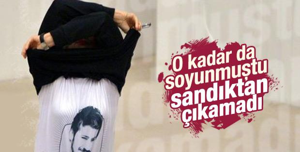 Melda Onur CHP'den aday gösterilmeyecek