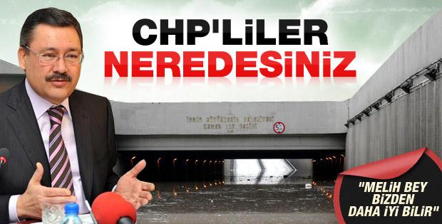 Melih Gökçek CHP'lilere İzmir'i sordu - izle