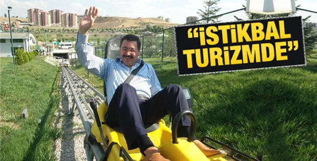Melih Gökçek: İstikbal turizmde