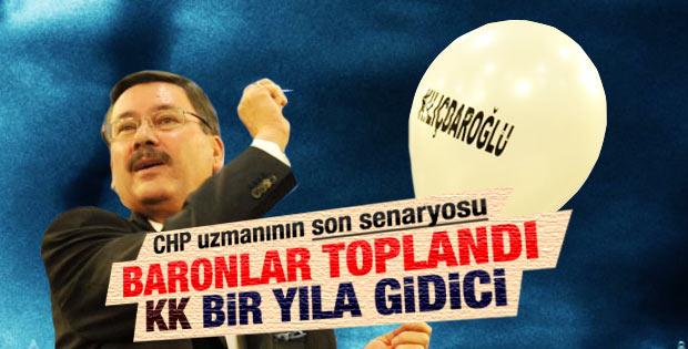 Melih Gökçek'ten yeni CHP iddiası