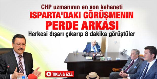 Gökçek: Demirel ve Koç Sarıgül'ü CHP lideri seçti - izle