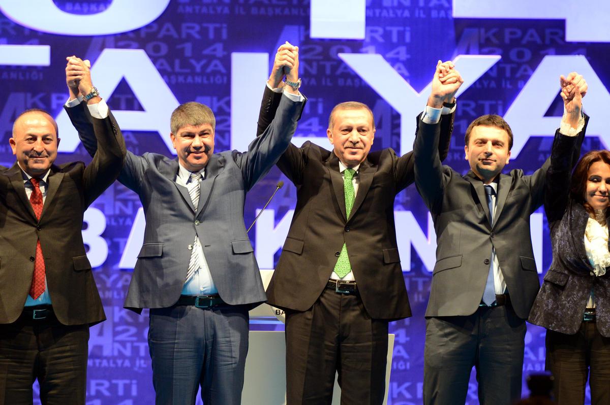 Başbakan'ın Antalya il teşkilatı konuşması
