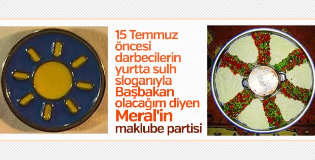 Meral Akşener'in partisinin adı: İyi Parti
