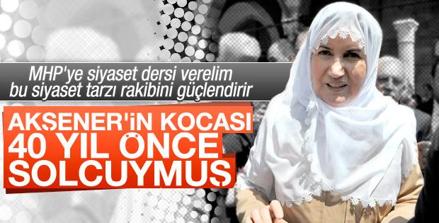 Semih Yalçın, Meral Akşener'i eşiyle vurdu