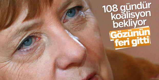 Almanya'da koalisyon çıkmazı