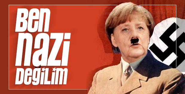 Merkel kendini savundu