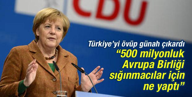 Merkel'den Türkiye'ye destek: Avrupa Birliği ne yaptı