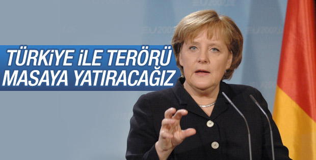 Merkel'den Sultanahmet açıklaması